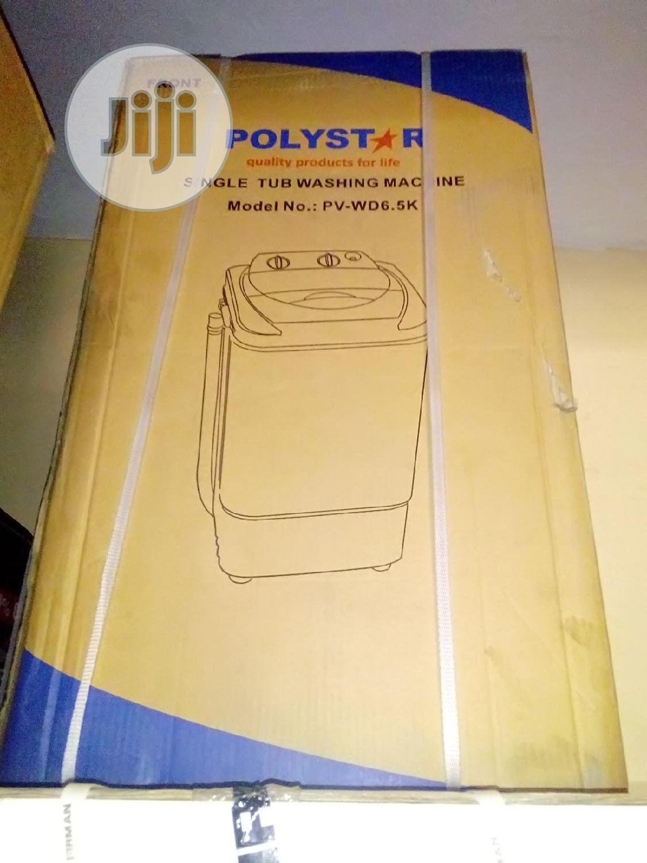 Polystar PV- WD6.5K Single Tub Washing Machine