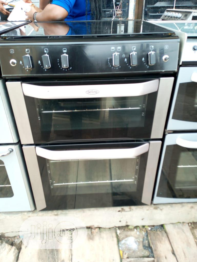Archive: 4 Burners Gas Cooker