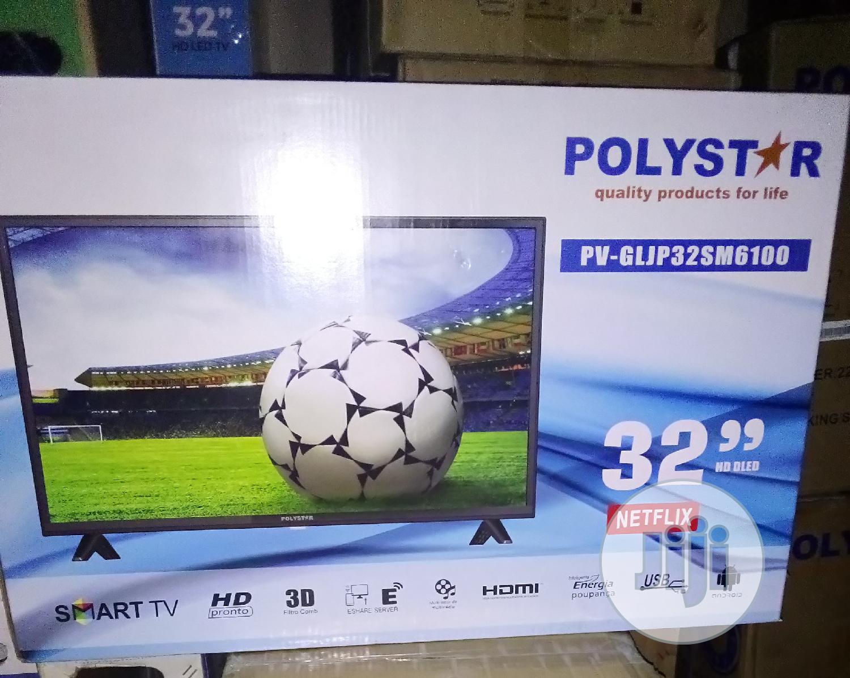 Polystar Pv- Gljp32smz6100 Smart TV