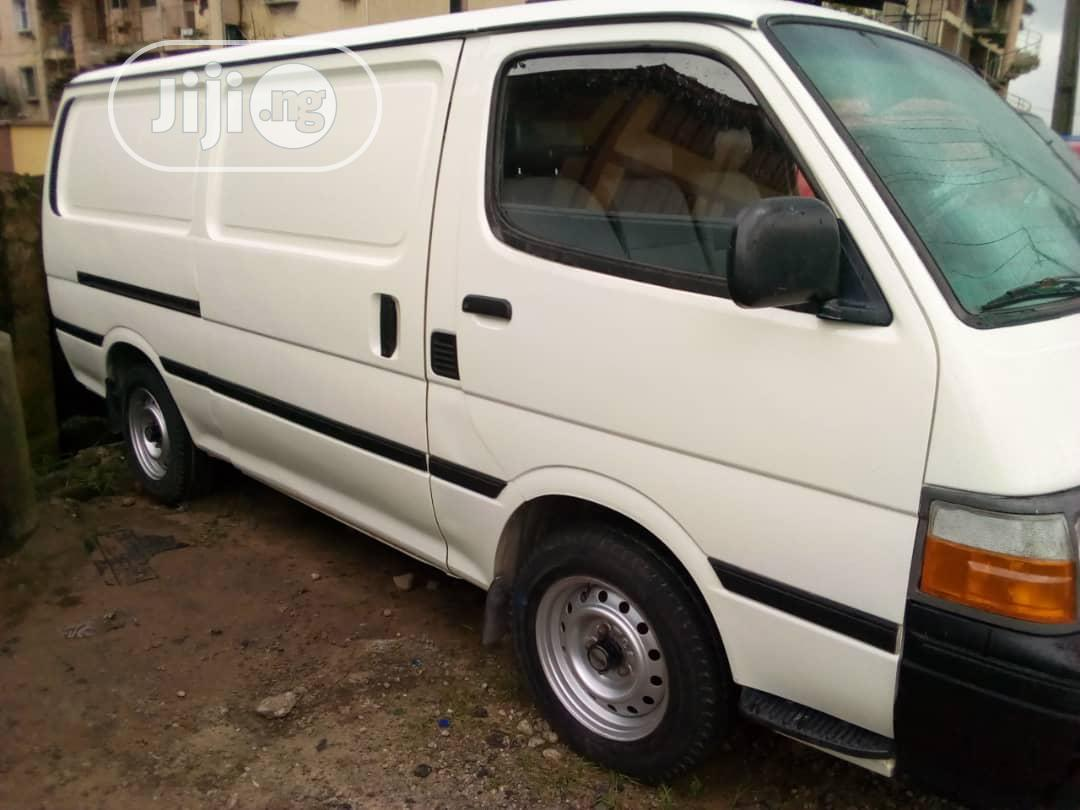 Toyota Hiace ,Long Chasis 1995 | Buses & Microbuses for sale in Amuwo-Odofin, Lagos State, Nigeria