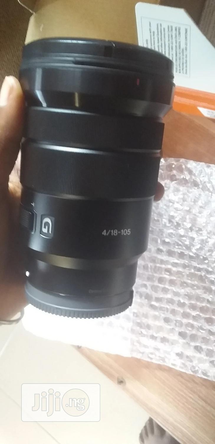 18-105mm Sony Lens F4 | Accessories & Supplies for Electronics for sale in Alimosho, Lagos State, Nigeria
