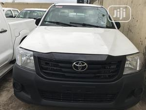 Toyota Hilux 2010 2.0 VVT-i SRX White | Cars for sale in Lagos State, Maryland