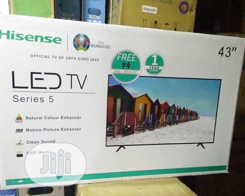 Hisense LED TV Series 5 43inchs