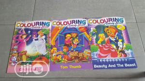 Colouring Book With Stickers | Babies & Kids Accessories for sale in Lagos State, Lekki