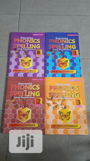 Phonics And Spellings With Vocabulary   Babies & Kids Accessories for sale in Lagos State, Lekki