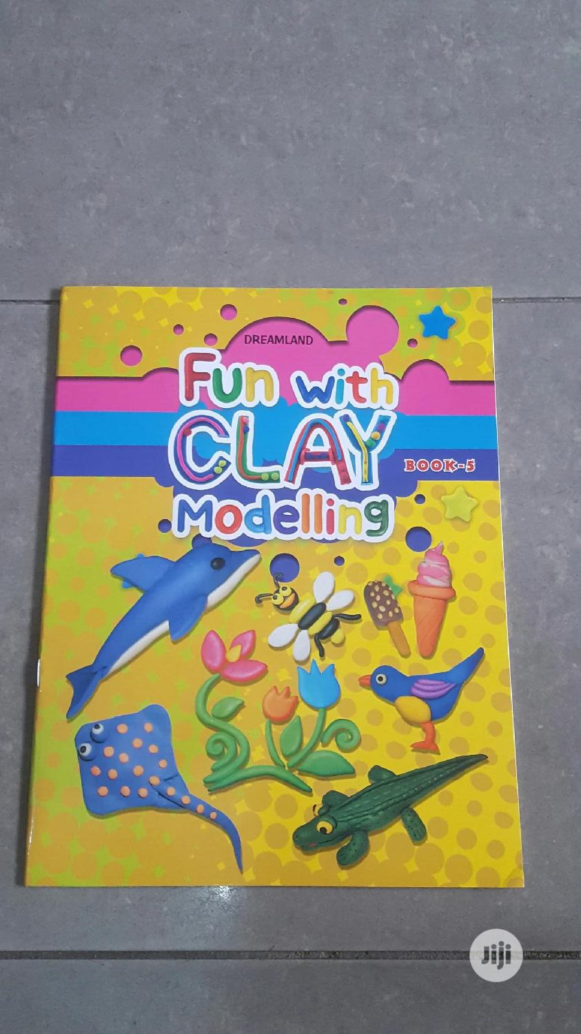 Fun With Clay Modelling