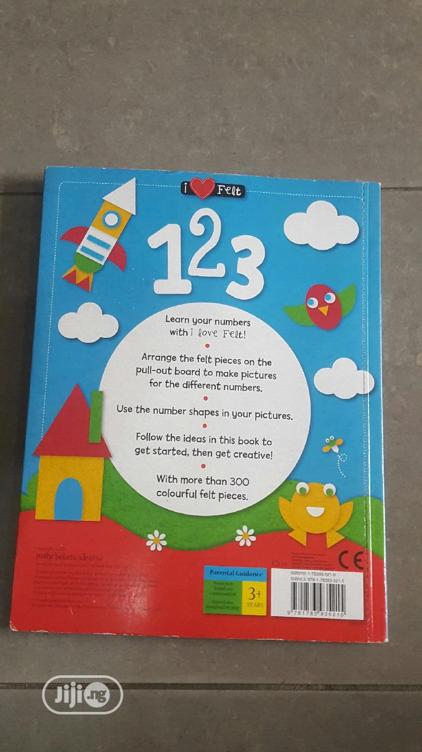 Learning Numbers | Babies & Kids Accessories for sale in Surulere, Lagos State, Nigeria