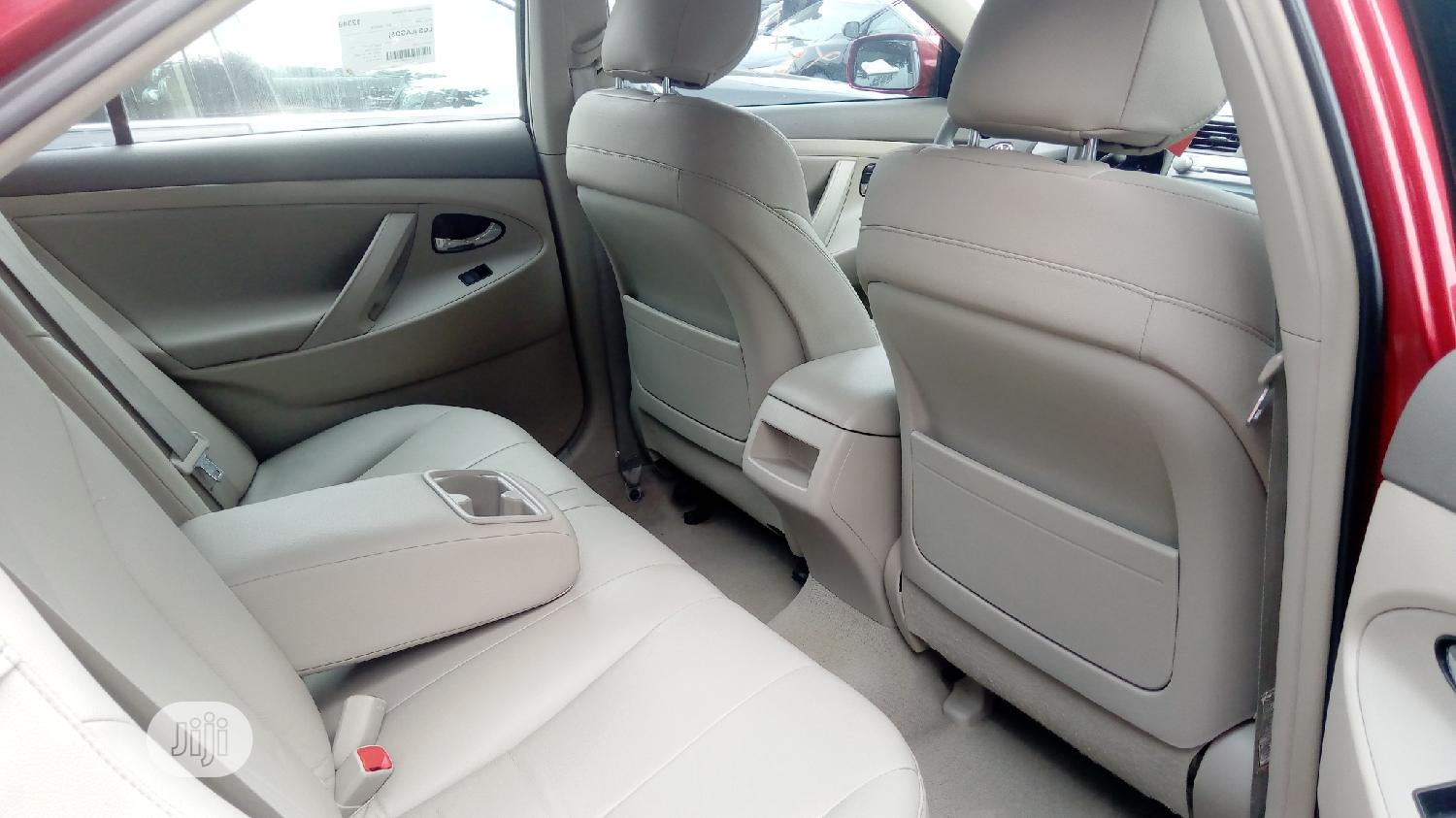 Toyota Camry 2008 2.4 LE Red | Cars for sale in Apapa, Lagos State, Nigeria