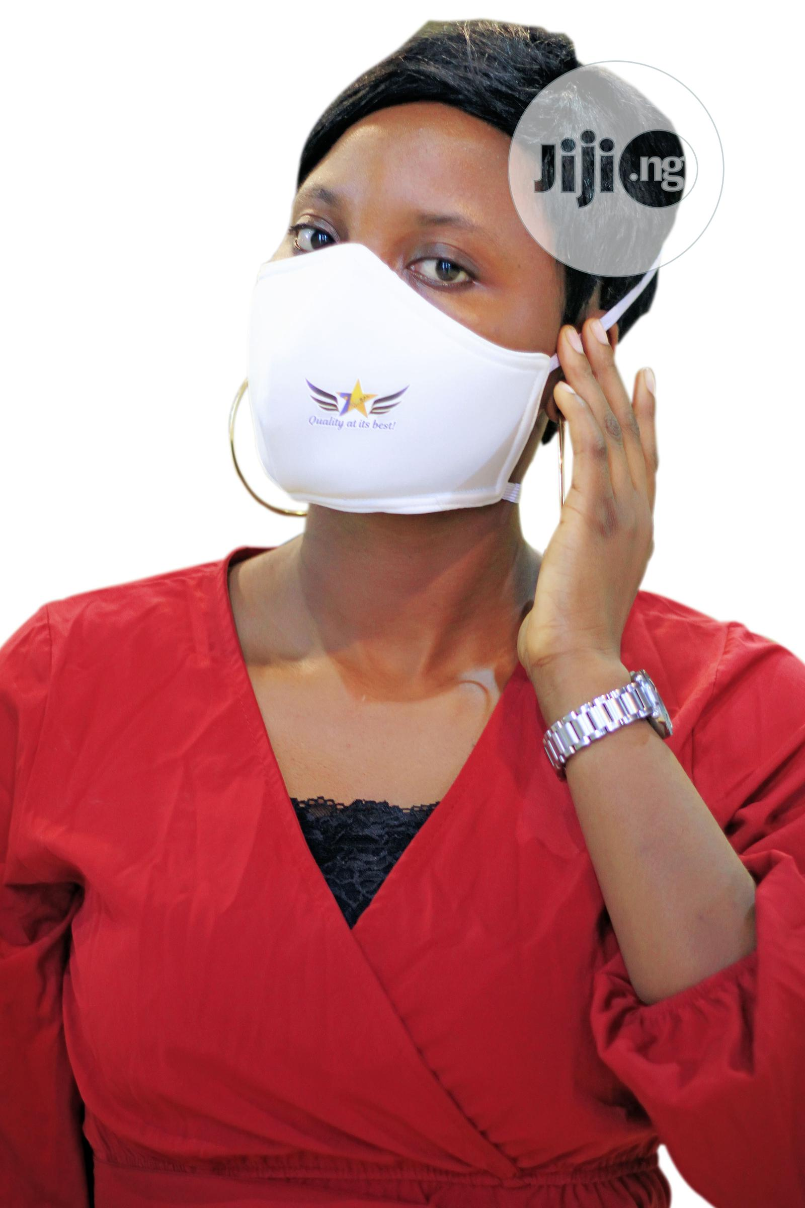 100pcs Face Masks | Clothing Accessories for sale in Central Business Dis, Abuja (FCT) State, Nigeria