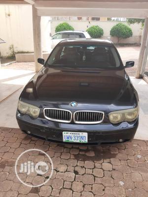 BMW 7 Series 2004 Black   Cars for sale in Enugu State, Enugu