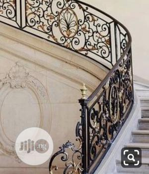 Wrought Iron Handrails for Houses | Building Materials for sale in Lagos State, Ojodu