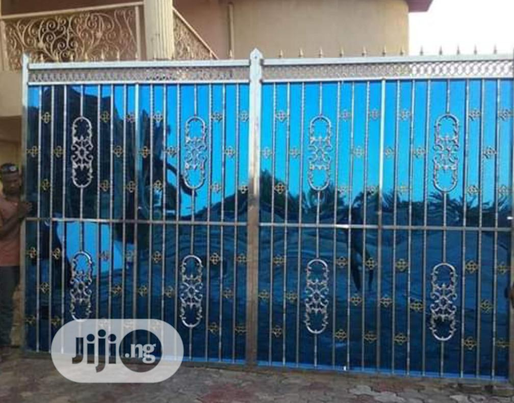 Archive: Security Gates