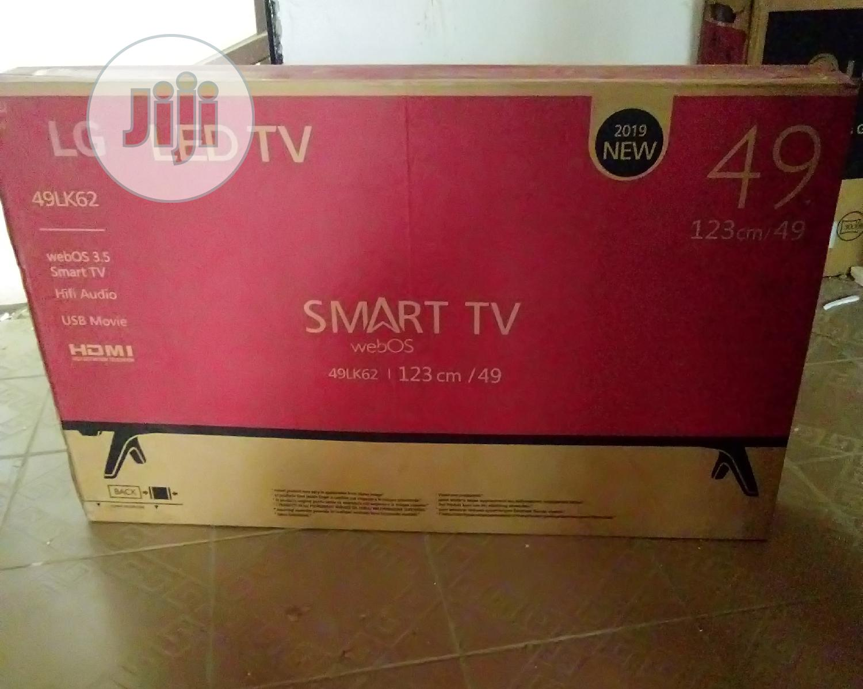 "LG 49lk6200bpta 49"" Smart TV"