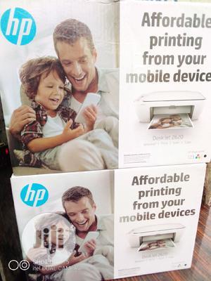 Hp Deskjet Printer Wireless Scan Copy Printe | Printers & Scanners for sale in Lagos State, Shomolu