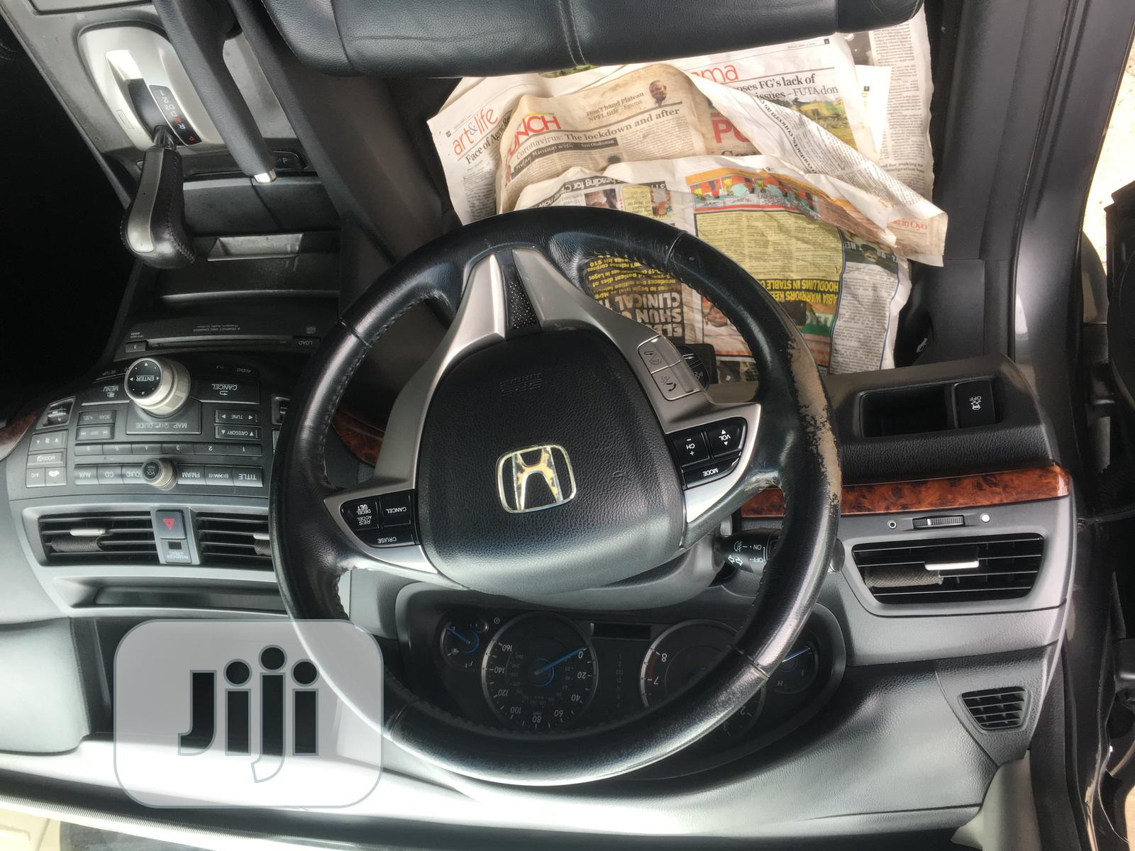 Honda Accord CrossTour 2010 Gray | Cars for sale in Lekki Phase 2, Lagos State, Nigeria