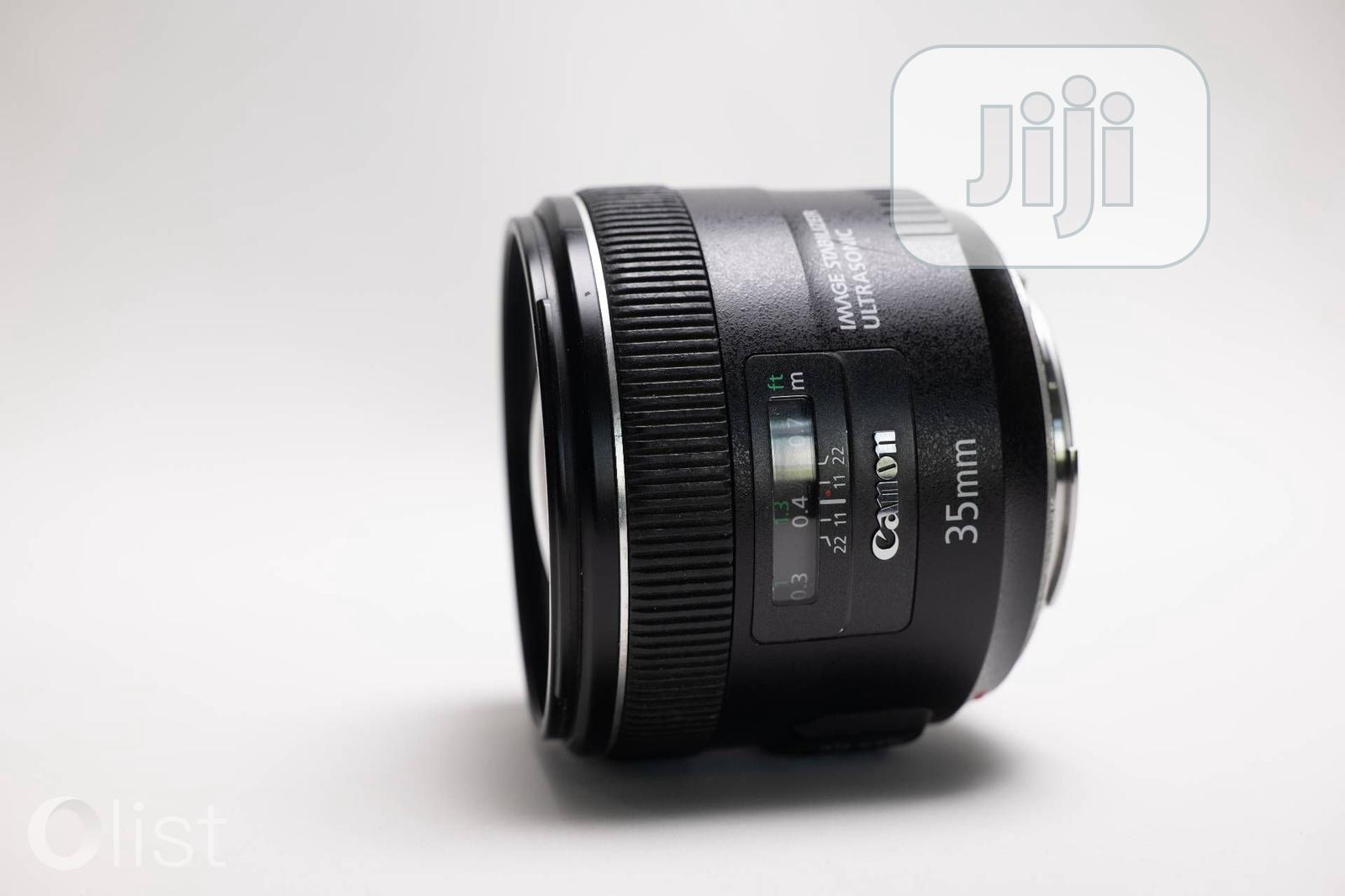 Canon EF 35mm F2 IS USM Used Full Frame Lens For SALE | Accessories & Supplies for Electronics for sale in Lekki Phase 2, Lagos State, Nigeria