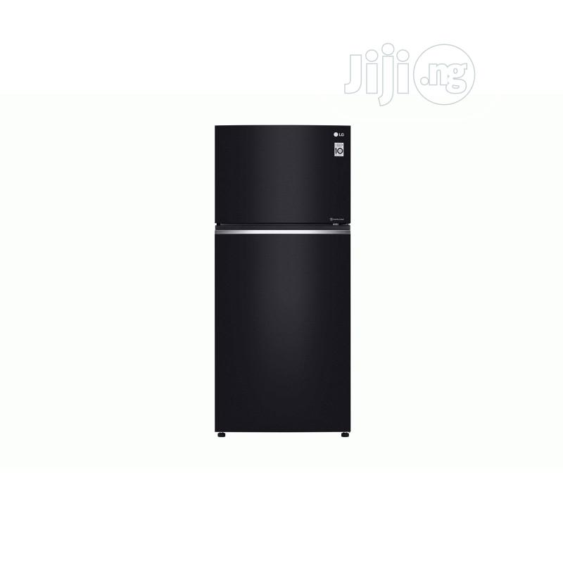 LG 437L Fridge Top Freezer 432 HXCN-C | Kitchen Appliances for sale in Agege, Lagos State, Nigeria