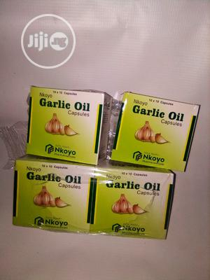 Garlic Capsules | Vitamins & Supplements for sale in Lagos State, Ifako-Ijaiye