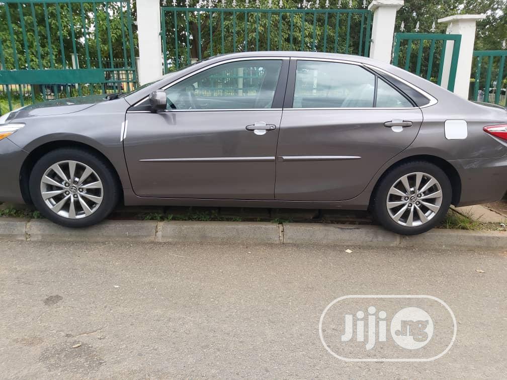 Toyota Camry 2015 Gray | Cars for sale in Garki 1, Abuja (FCT) State, Nigeria