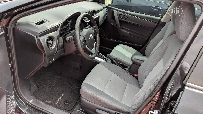 Toyota Corolla 2017 Black | Cars for sale in Lekki Phase 1, Lagos State, Nigeria