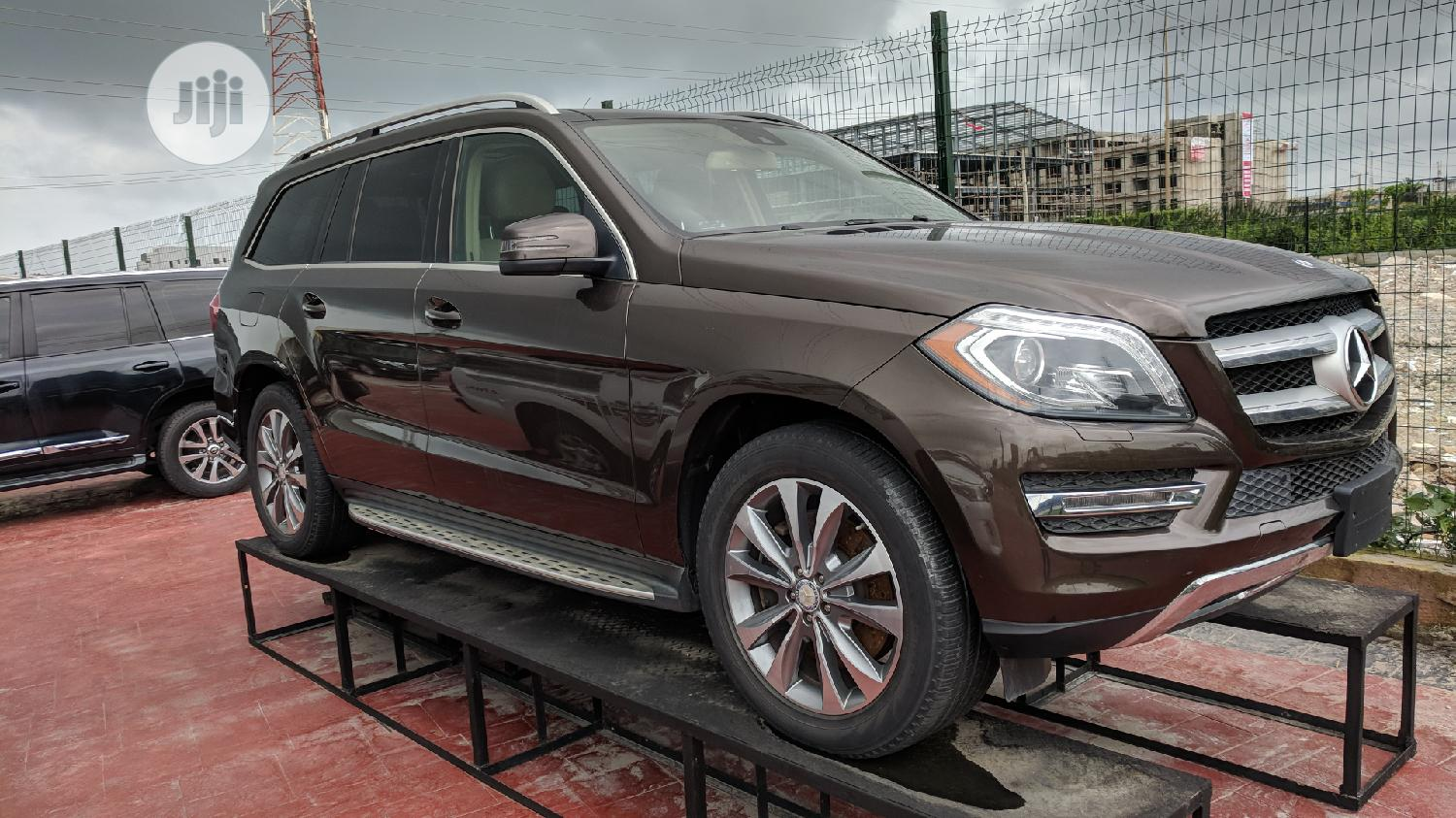 Mercedes-Benz GL Class 2013 GL 450 | Cars for sale in Lekki Phase 1, Lagos State, Nigeria