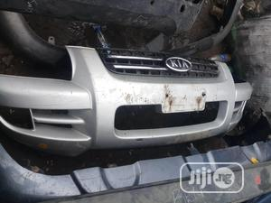 Front Bumper For Kia Sportage 2006 Model   Vehicle Parts & Accessories for sale in Abuja (FCT) State, Central Business Dis