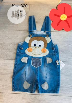 Turkey unisex Baby Dungry Jeans 6m- 2yrs   Children's Clothing for sale in Lagos State, Ojo