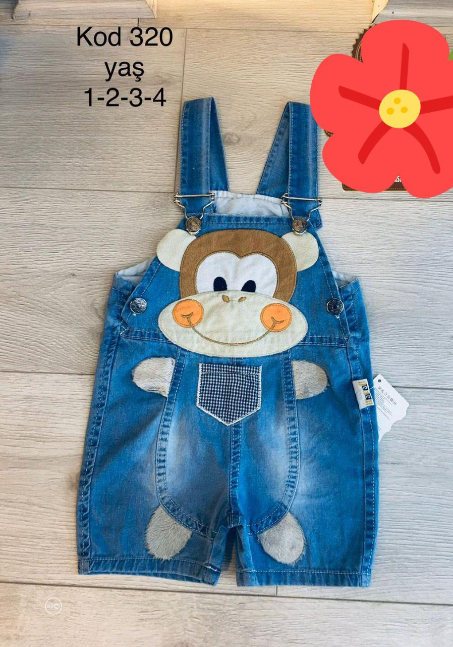 Turkey unisex Baby Dungry Jeans 6m- 2yrs