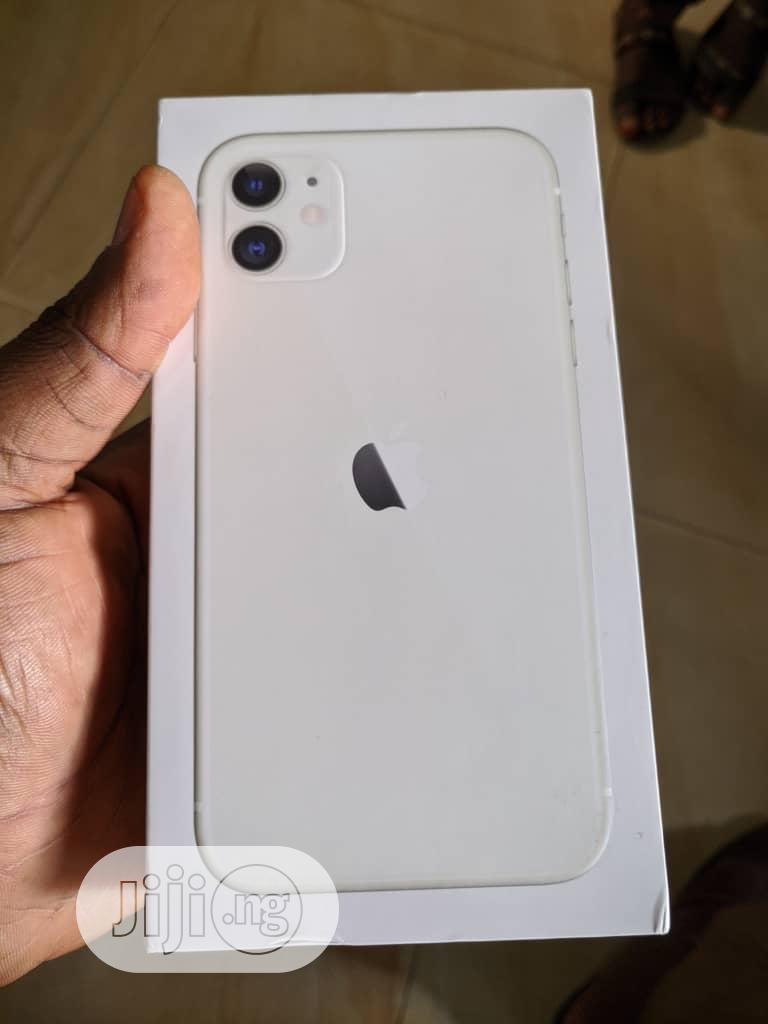 New Apple iPhone 11 64 GB White | Mobile Phones for sale in Lagos Island, Lagos State, Nigeria