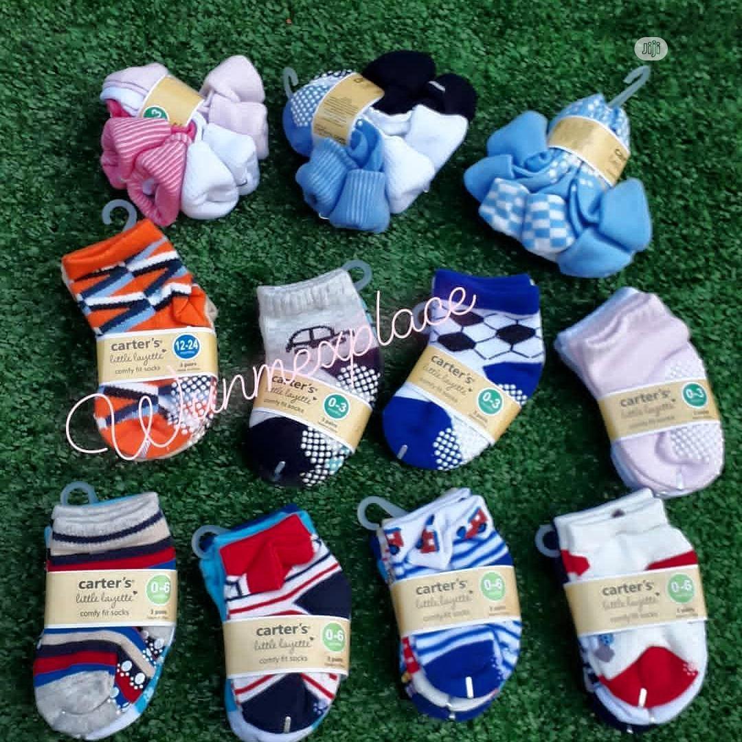 Carters Baby Socks