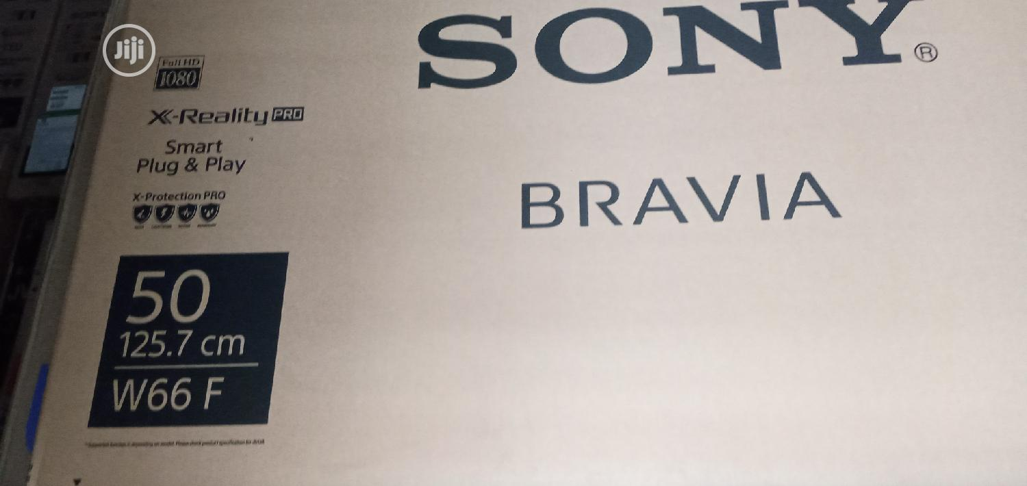 Sony Inches Television Smart