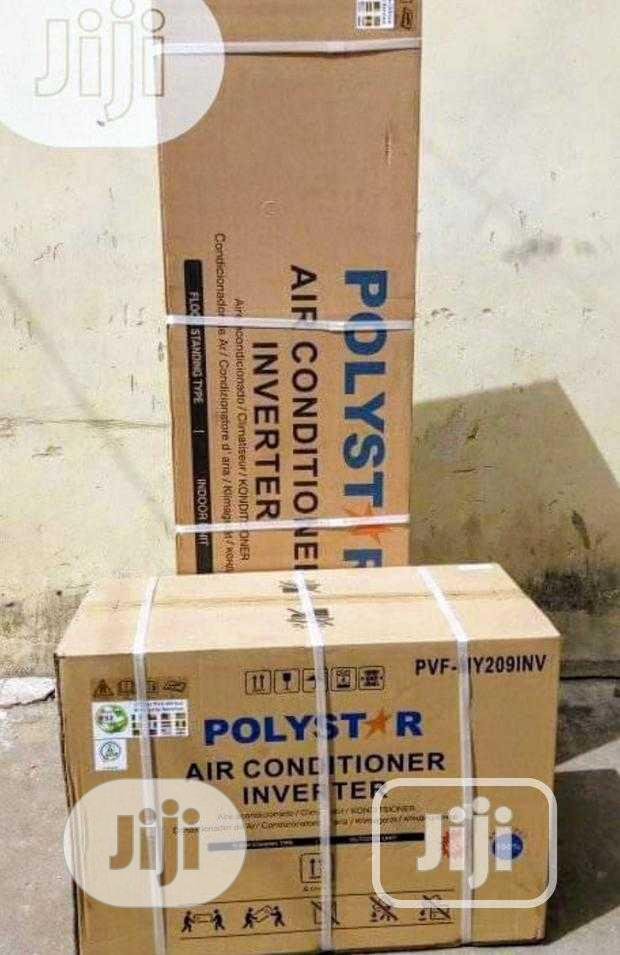 Polystar 5ton Floor Standing Air Conditioner   Home Appliances for sale in Ojo, Lagos State, Nigeria