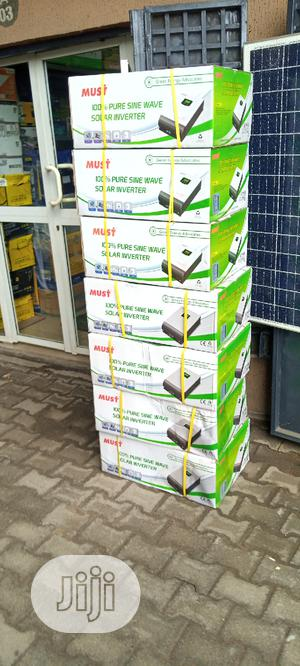 3kva Pure Sine Wave Solar Inverter Must | Solar Energy for sale in Lagos State, Ojo