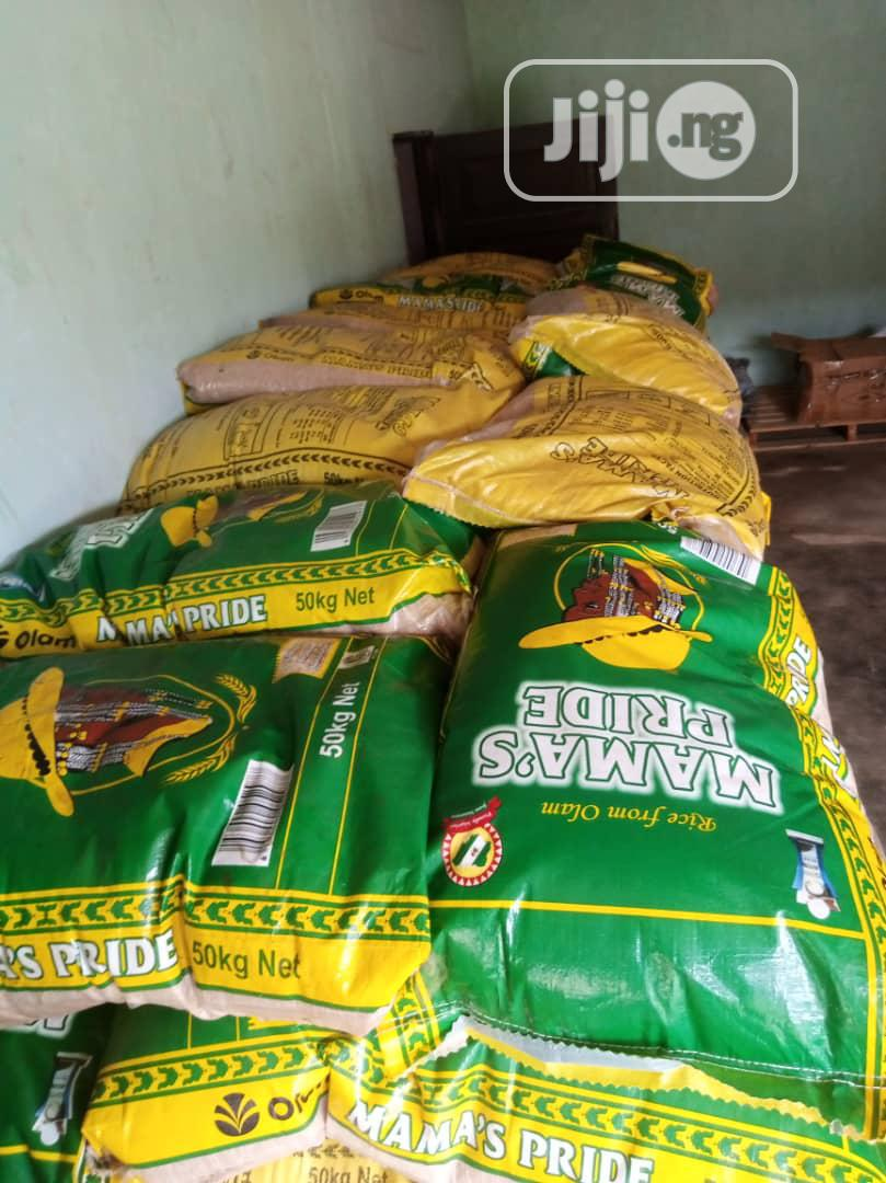 MAMA'S PRIDE RICE From OLAM Foods For Sale