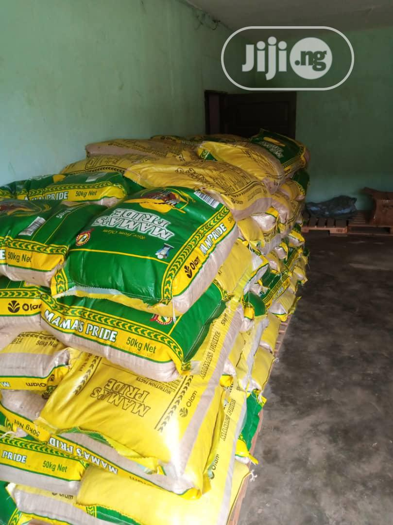 MAMA'S PRIDE RICE From OLAM Foods For Sale | Meals & Drinks for sale in Mushin, Lagos State, Nigeria