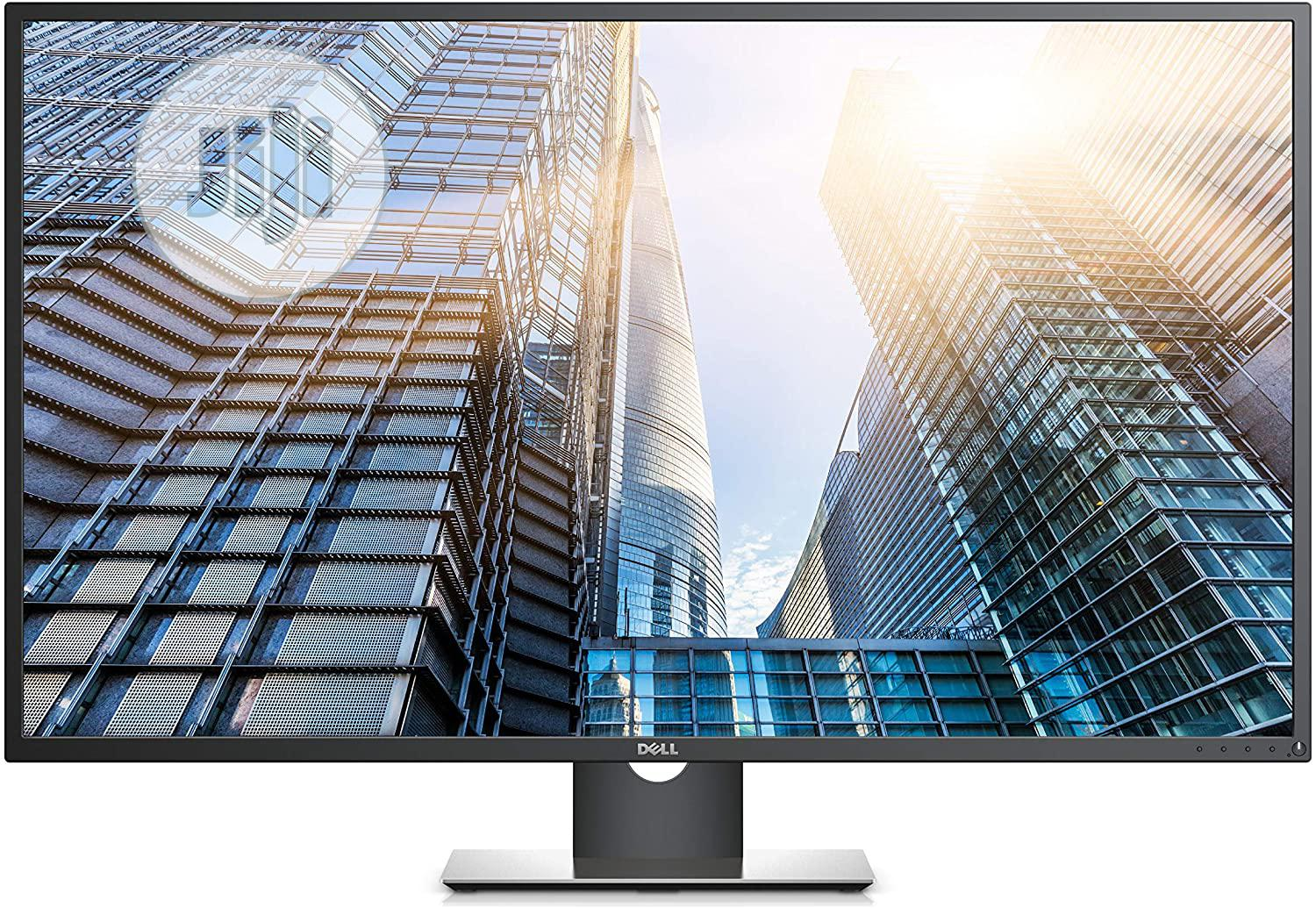 Dell 4K Monitor | Computer Monitors for sale in Ikeja, Lagos State, Nigeria