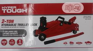 HYPER TOUGH 2 Ton HYDRAULIC Trolley Jack | Store Equipment for sale in Lagos State, Oshodi