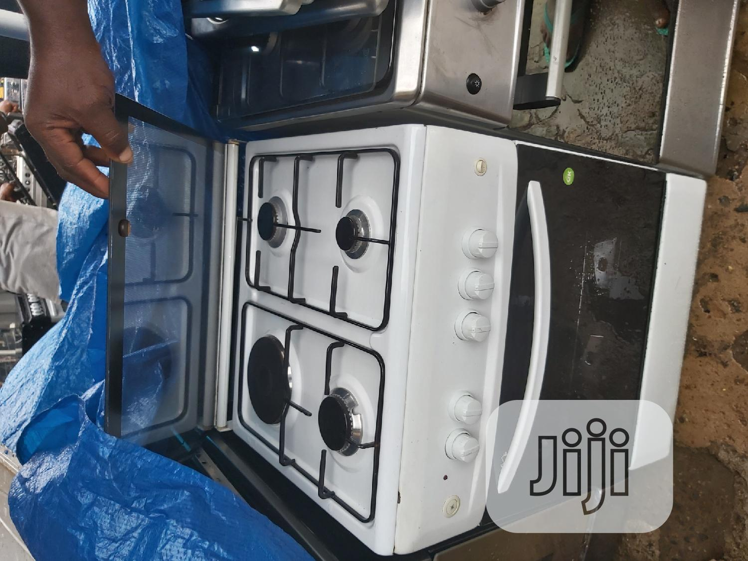 Archive: Gas And Electric Cooker