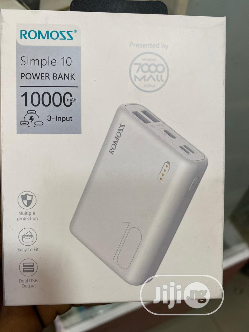 Romoss Powerbanks | Accessories for Mobile Phones & Tablets for sale in Ikeja, Lagos State, Nigeria
