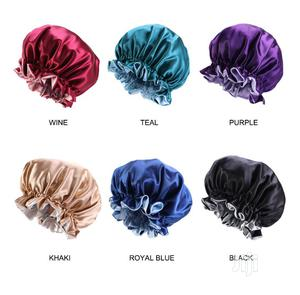Affordable Satin Hair Bonnets | Clothing Accessories for sale in Oyo State, Oluyole