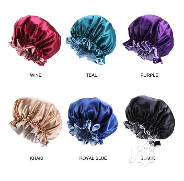 Affordable Satin Hair Bonnets