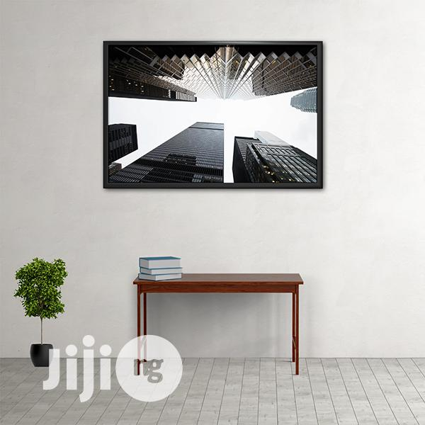 Archive: Framed Wall Art Artwork Painting Buildings