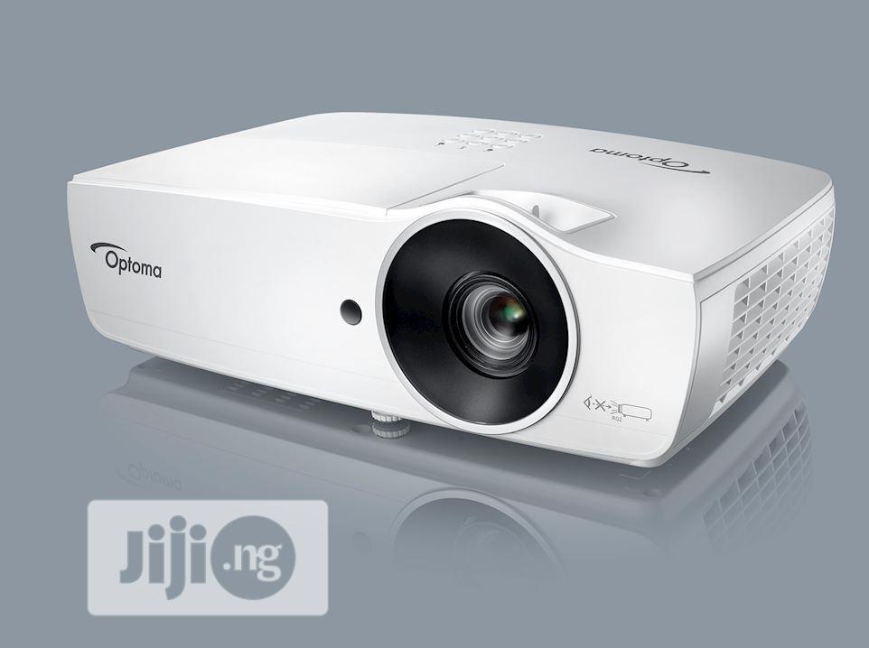 Archive: Optoma X461 5000-lumen WXGA DLP Projector