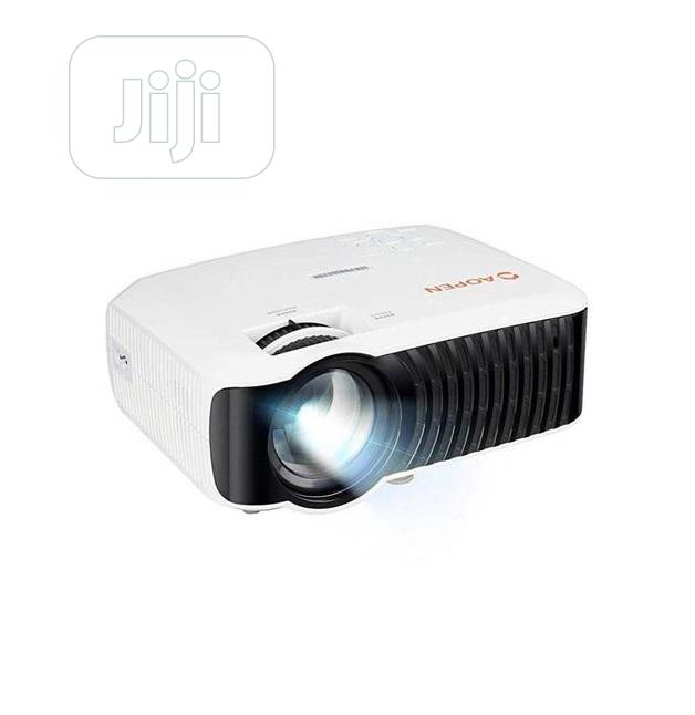 Archive: Aopen 200lumens Qh10 Mini Projector
