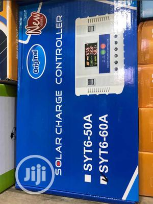 60A 12/48v Pwm Charge Controller Is Available   Solar Energy for sale in Lagos State, Ifako-Ijaiye