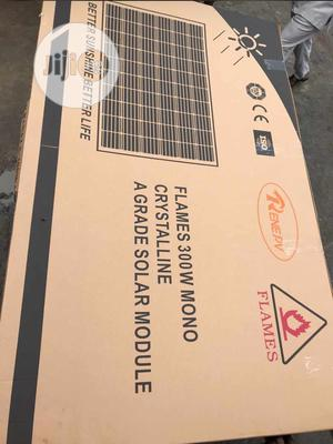 300w Flame Solar Panel Available With 35yrs Warranty | Solar Energy for sale in Lagos State, Lekki