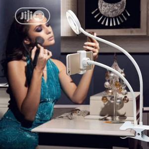 Selfie Ring Light + Phone Holder | Accessories & Supplies for Electronics for sale in Lagos State, Ipaja