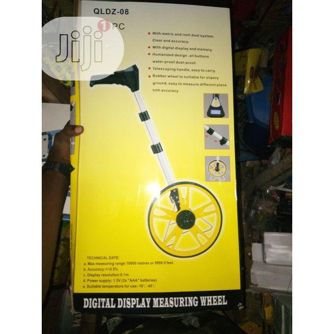 TOOLS Digital Measuring Wheel / 10,000 Meters
