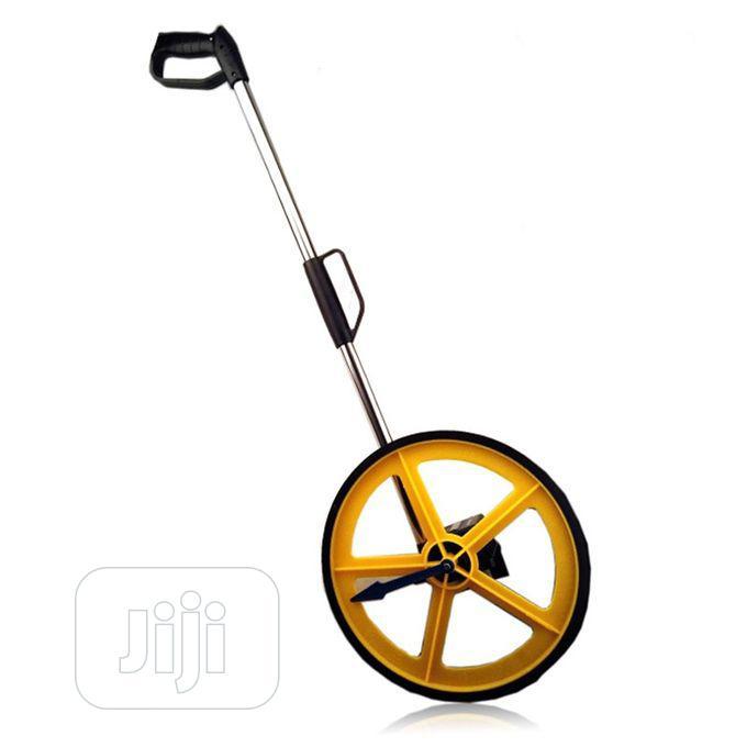 Foldable Measuring Wheel Distance Meter Measurer Wheel