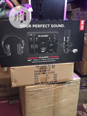 M-audio Air 192/4 Vocal Studio PRO | Audio & Music Equipment for sale in Lagos State, Ojo